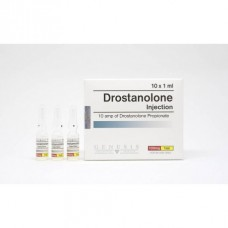 Drostanolone 100mg/ml - Genesis